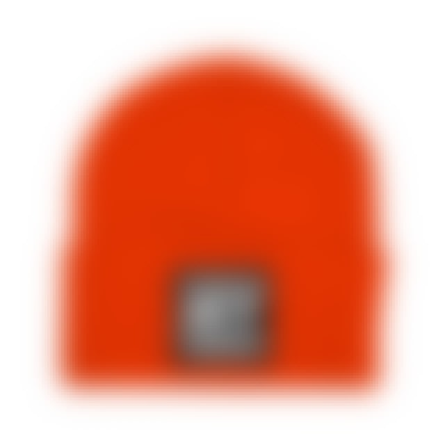 DJ Snake BEANIE ORANGE