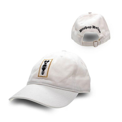 Bishop Briggs LOGO WHITE DAD HAT