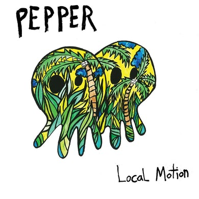 """Pepper LOCAL MOTION"""""""