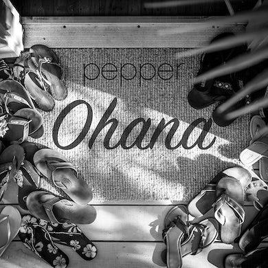 """Pepper OHANA"""""""