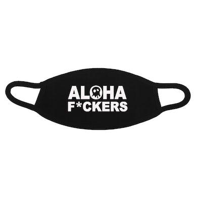 Pepper Aloha F*ckers Black Mask
