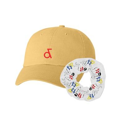 Aly & AJ Dad hat & Scrunchie Bundle