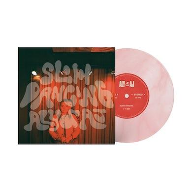 """Aly & AJ Slow Dancing 7"""" Vinyl"""