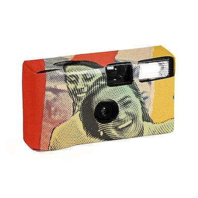 Aly & AJ Disposable Camera
