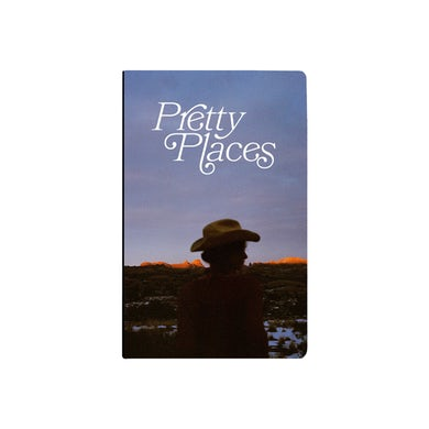 Aly & AJ Pretty Places Notebook