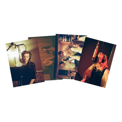 Aly & AJ Limited Edition High End 5x7 (set of 4) PRINTS