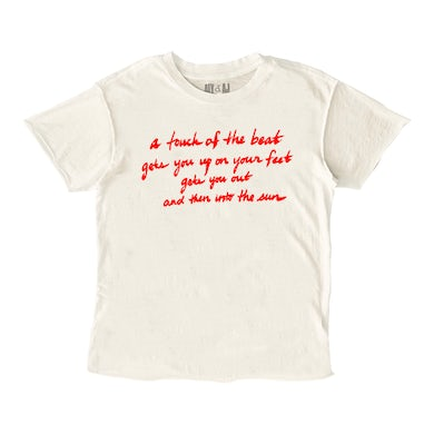 Aly & AJ A Touch of the Beat Tee