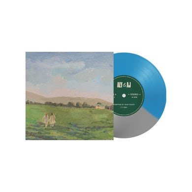 """Aly & AJ Symptom of Your Touch / Don't Need Nothing 7"""" (Vinyl)"""