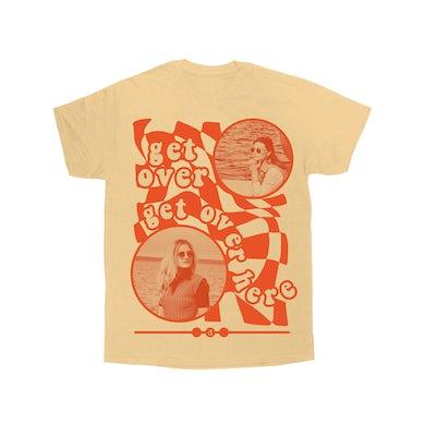 Get Over Here Yellow & Orange T-Shirt