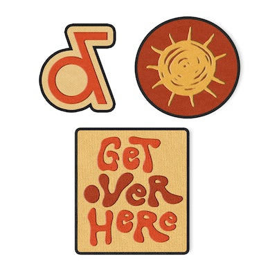 Get Over Here Patch Set