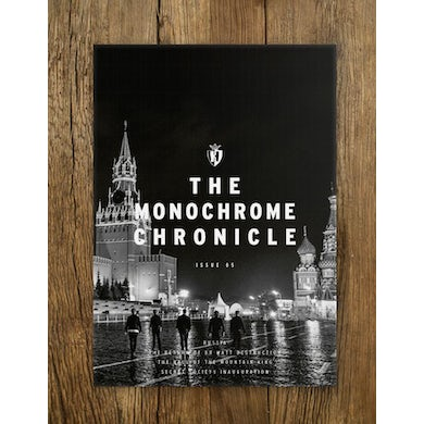 THE HIVES MONOCHROME CHRONICAL ISSUE 5