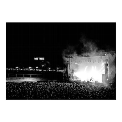 The Hives Berlin Limited Edition Signed Print