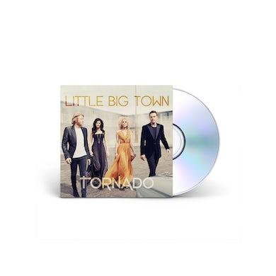 Little Big Town Tornado CD