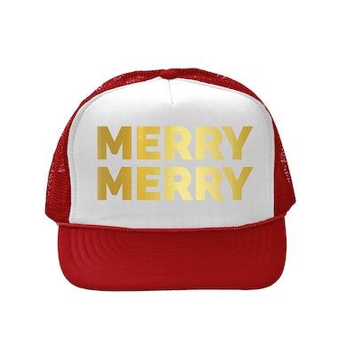 Little Big Town LBT Merry Merry Trucker Hat