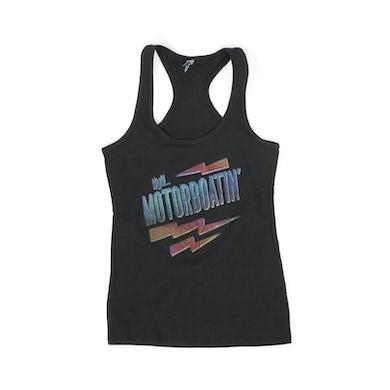 Little Big Town Motorboatin Black Tank Top