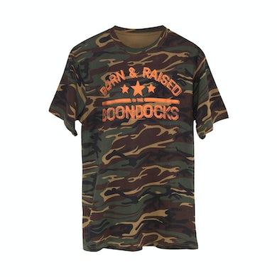 Little Big Town Boondocks Orange Camo T-Shirt