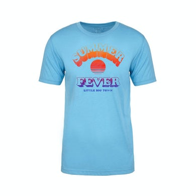 Little Big Town Summer Fever Aqua T-Shirt