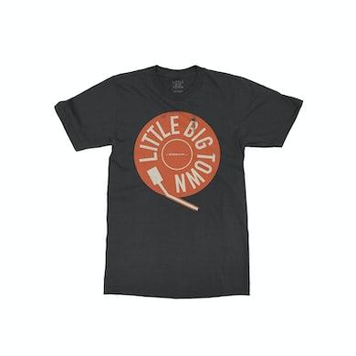 Little Big Town LBT Record Dateback T-Shirt