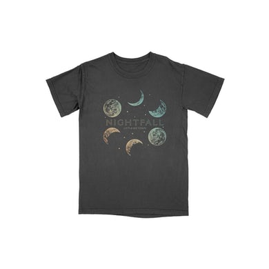 Little Big Town Nightfall Logo Dateback T-shirt