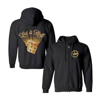 Midland Let It Roll Dice Zip Hoodie