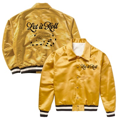 Midland 2019 Let It Roll Gold Bomber Jacket