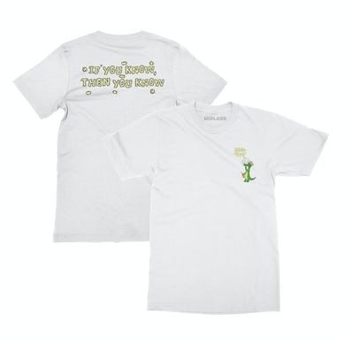 Midland Gator Boys White T-Shirt
