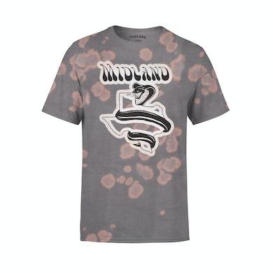 Midland Cobra Bleach T-Shirt