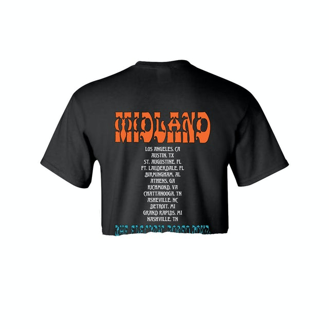 Midland Electric Rodeo Crop Top