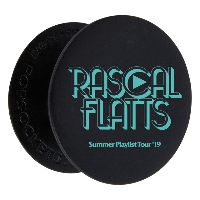 Rascal Flatts Summer Playlist Tour Pop Socket