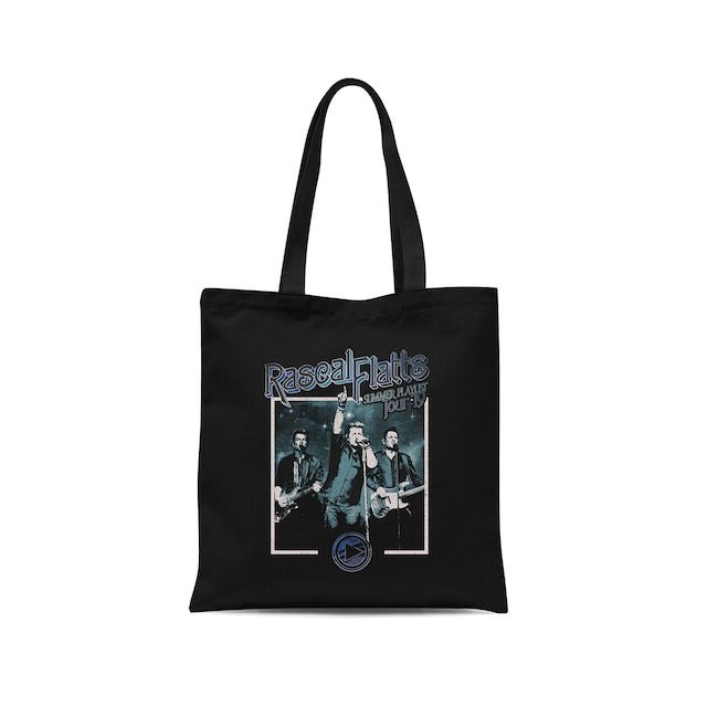 Rascal Flatts Live Photo Summer 2019 Tote Bag