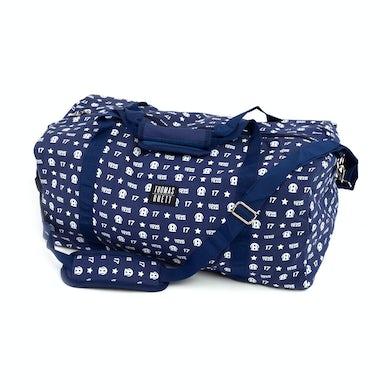 Thomas Rhett Allover Navy Duffle Bag