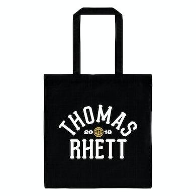 Thomas Rhett Life Change Black Tote Bag