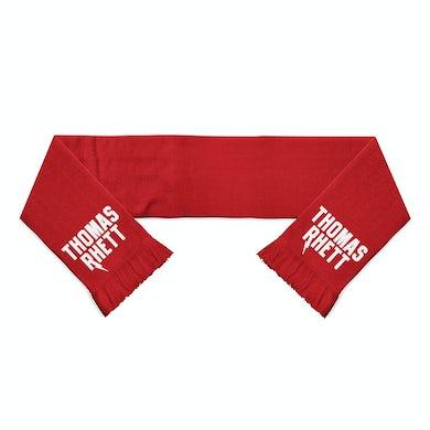 Thomas Rhett Logo Fringe Scarf