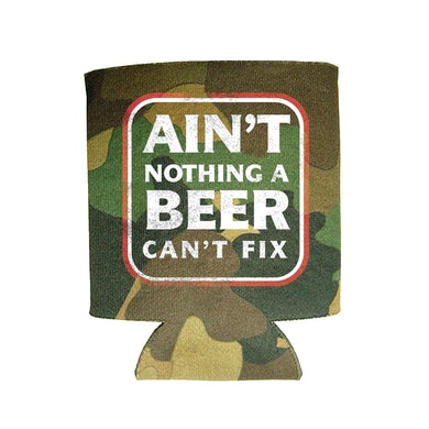 Thomas Rhett Beer Can't Fix Camo Can Hugger