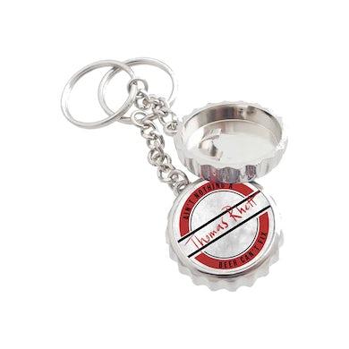 Thomas Rhett Bottle Cap Opener Keychain