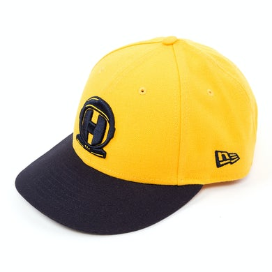 Thomas Rhett Spaceman New Era Hat Yellow & Navy