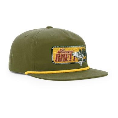 Thomas Rhett Forest Fish Logo Snapback Hat