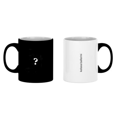 Kelsea Ballerini Question Mark Color Changing Mug