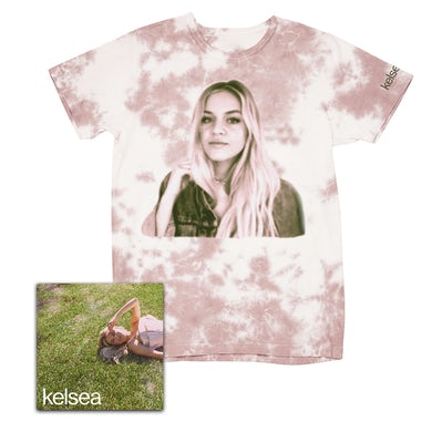 Kelsea Ballerini Limited edition the other girl tie dye tee + kelsea bundle