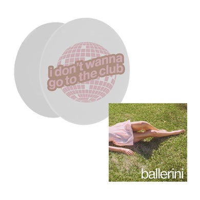 Kelsea Ballerini i don't wanna go to the club phone grip + ballerini digital download