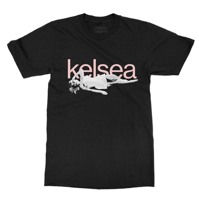 Kelsea Ballerini kelsea Album Cover Black T-Shirt
