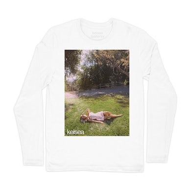Kelsea Ballerini kelsea Album Cover White Longsleeve T-Shirt