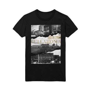 Dustin Lynch Tullahoma Photo T-shirt