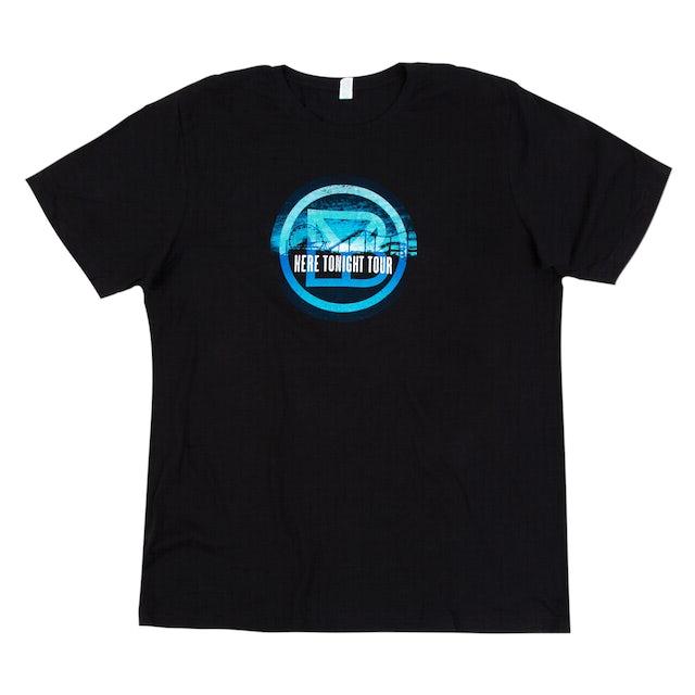 Brett Young Here Tonight Tour T-Shirt