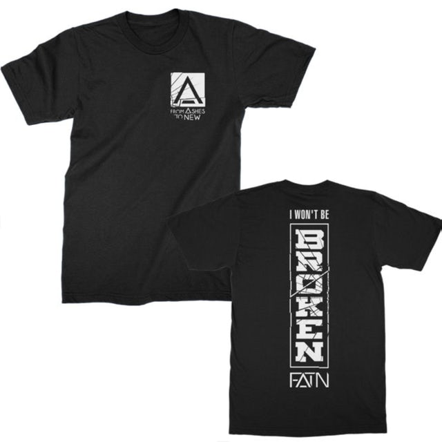 From Ashes to New Broken Exclusive T-shirt