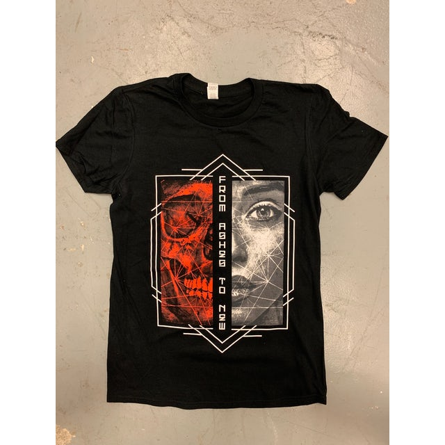 From Ashes to New FATN Faces of Death T-shirt