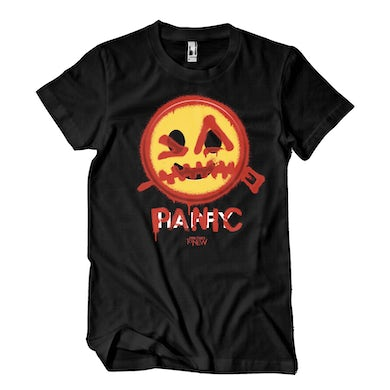 From Ashes to New Panic Tee