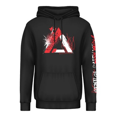 From Ashes to New Chaos Collage Pullover Hoodie