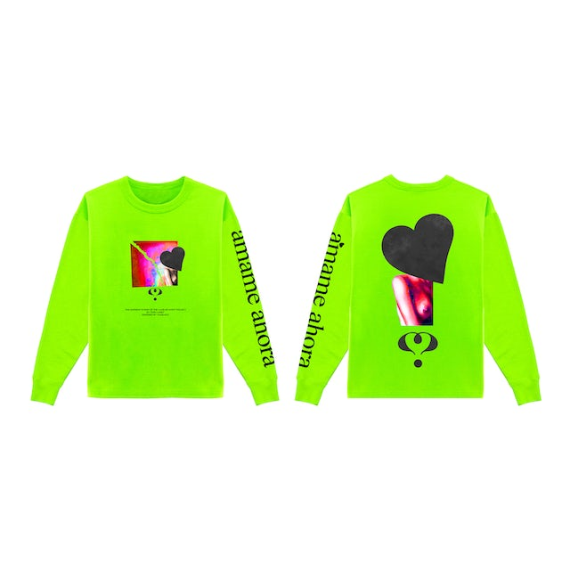 Tory Lanez Love Me Now? Green Long Sleeve