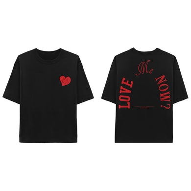 Tory Lanez Love Me Now? Black Tee